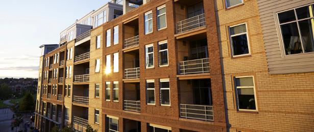 Apartment Building Foreclosures