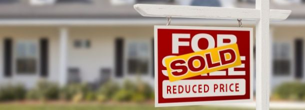 House for Sale Sold at Reduced Price