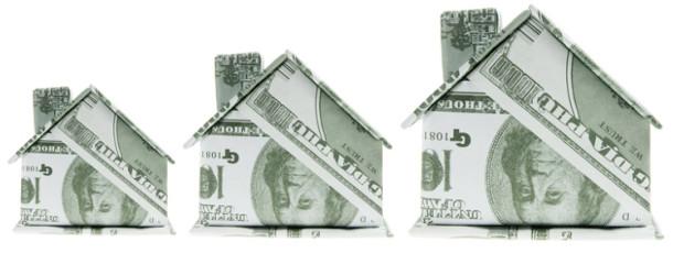 Miniature Money Houses