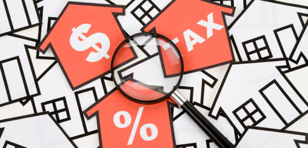Two Real Estate Taxes in 2014 You Should Know